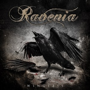 Ravenia CD – Artwork
