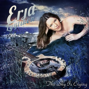 Erja Lyytinen CD-artwork