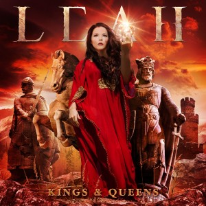 LEAH CD Artwork