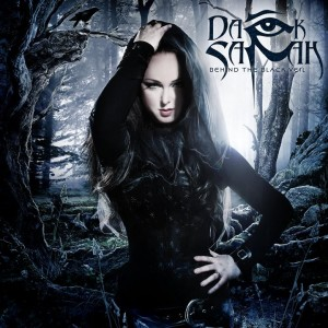 Dark Sarah CD – Artwork