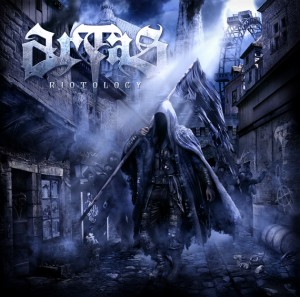 ARTAS: Riotology CD artwork