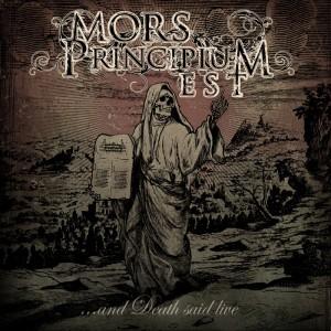 Mors Principium Est CD Artwork