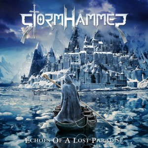 Stormhammer CD Artwork