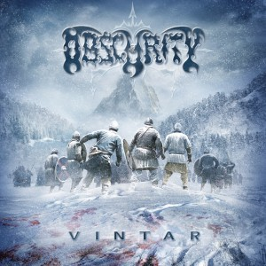 Obscurity CD Artwork