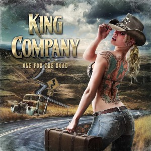 KING COMPANY CD Artwork