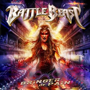 Battle Beast CD-Artwork