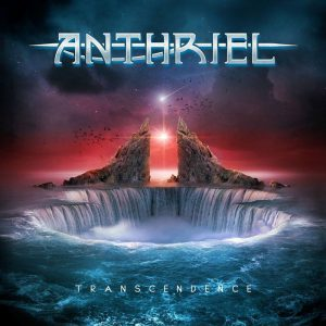 Anthriel CD Artwork & Lyric video