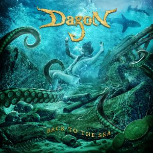 Dagon CD Artwork