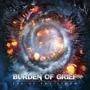 Burden Of Grief CD Artwork