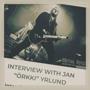 In-depth interview at Metal-rules.com